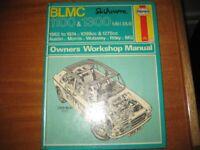 BLMC 1100 &1300 Owners Workshop Manual