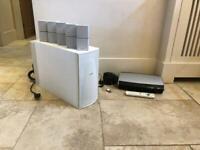Bose lifestyle AV28 Media centre 5.1 speaker package