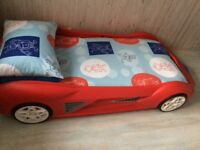 Storm Childrens Racing Car Bed - working headlights