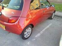 Ford, KA, Hatchback, 2008, Manual, 1297 (cc), 3 doors