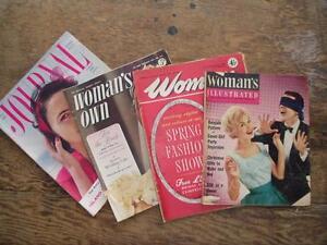 Old magazines Belleville Belleville Area image 1