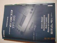 Yamaha Keyboard PSR-E303