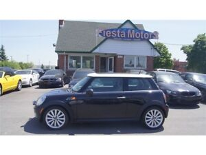 2010 MINI Cooper Mayfair Edition 6 Speed manual