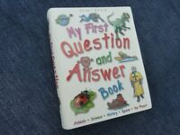 My First Question and Answer Book - new