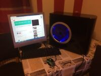 Desktop PC - 2GB RAM - 300GB STORAGE - WINDOWS 7