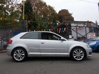 Audi A3 2.0 TDI Sport 3dr INCREDIBLE DESIRABLE LOW MILEAGE 12/62