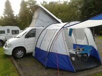 campervan for hire. sleeps 4 and comes with many extras £35 per day inclusive of fully comp insur