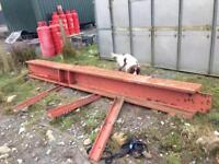 Steel girders Rsjs job lot offers