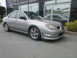 2006 Subaru Impreza AUTO SEDAN
