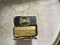 Trombone mouthpiece Bach 12c