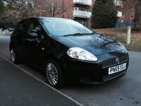 FIAT PUNTO 2009 with 1Year new MOT