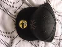New York baseball hat new size 7 3/8