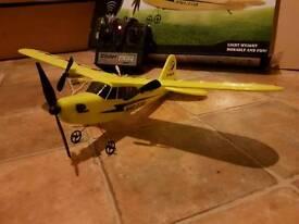 Rc remote control aeroplane