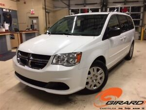2016 Dodge Grand Caravan SXT*STOW N GO*BLUETOOTH*CLIM. TRI-ZONE*