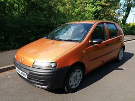 Fiat Punto 1.2 Low Miles 63000