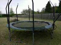 12ft Trampoline FREE to collect
