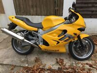 Triumph TT600 In Excellent Condition for Year, 11 Months MOT, 4 Months Tax