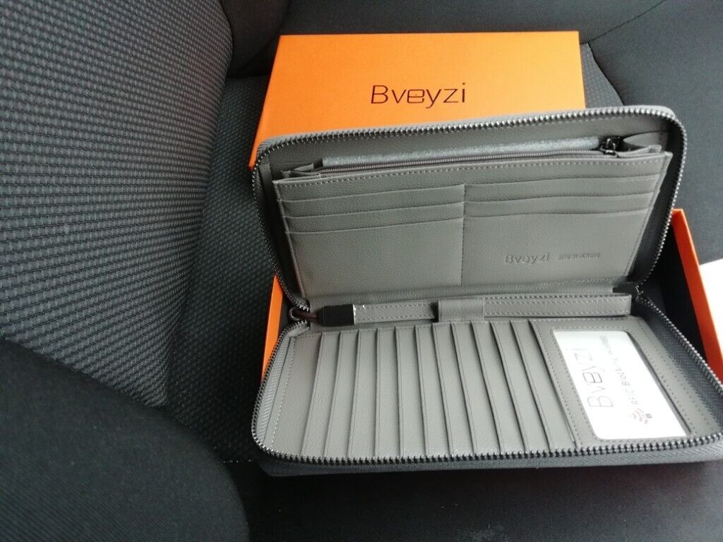 official photos exclusive range look out for REDUCED REDUCED TO £15 Bveyzi purse Rfid brand new in box   in Gorton,  Manchester   Gumtree