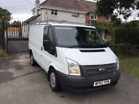Ford transit 62 2013 2 weeks off 13