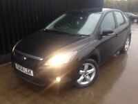 2008 58 ford focus 1.6 TDCi Zetec 5dr finance available 28 day warranty