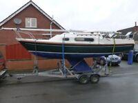 Pandora International 22 Yacht/Boat/Cruiser