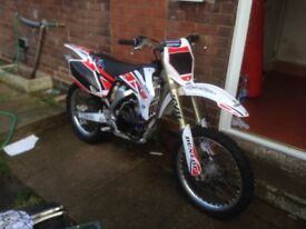 Yzf250 swaps not ktm or crf