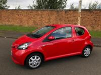 Toyota aygo+ 66,000 miles £20 road tax mot and service history