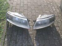 Audi A6 c6 04-11 headlights boot bonnet brake