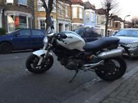 Ducati M696 2008 Pearl White