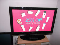"""Samsung PS-42C96HD 42"""" 720p HD Ready Plasma Television + Freeview"""