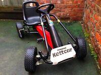 Original KettCar Pedal Go Kart