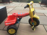 Child's Trike in great condition, hardly used