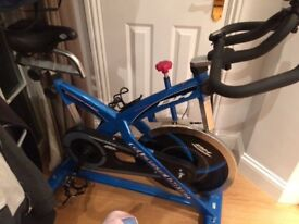 BH fitness indoor training cycle , excellent condition , as new