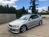 02 Lexus is200 Sport Fully kitted (Not 318, 323, 325, 328, bmw, omega, A4, Jetta, a3, 320)
