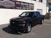 2010 Chevrolet Colorado LT CREW 5CYL ALLOYS LOADED *CERTIFIED*