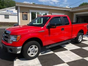 2014 Ford F-150 XLT 4 dr