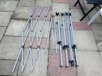 gazebo spare parts for 2.5 metre square pop up