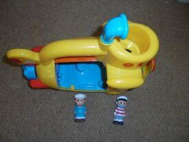 ELC Happyland submarine.