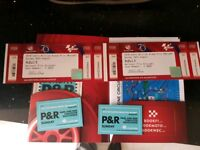Moto GP Sunday tickets