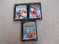 Hanna Barbera DVDs for sale £8.50 for set
