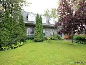 399 000$ - Maison 2 étages à vendre à Longueuil (St-Hubert)