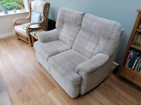 Parker Knoll Seattle 2 seater Sofa