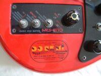 Casio MG-510 Midi electric guitar - Ibanez, Japan - 80's - Red