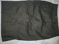 Size small smart skirt for office - selling very cheap.