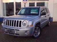 2009 09 Jeep Patriot 2.0CRD Limited~LOW MILES~2 KEYS~