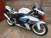 2013 gsxr1000 million limited edition 1500mls from new