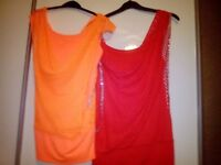TWO TOPS SIZE 12