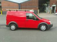 56 REG FORD TRANSIT CONNECT ONE FULL YEAR M.O.T