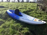 Teksport Xcite 260 sit on kayak