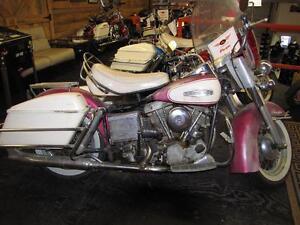 1966 Harley-Davidson® FLH - Electra Glide